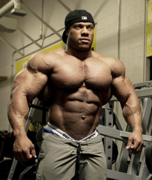 Phil Heath Quotes. QuotesGram