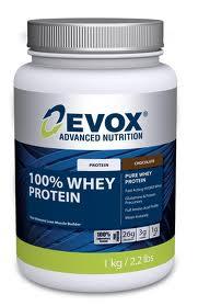 Evox 100% Whey Protein