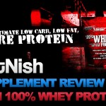 SSN 100 percent Whey Protein Review