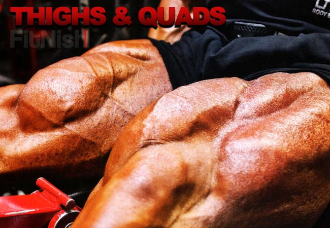 Workout of the week - Thighs and Quads