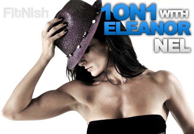 One on One With Fitness Bikini Competitor, Eleanor Nel