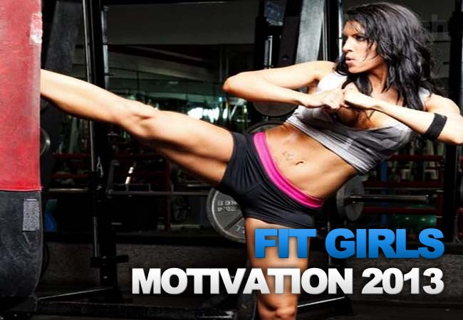 Bodybuilding and Fitness Motivational Video, Fit Girls Motivation 2013