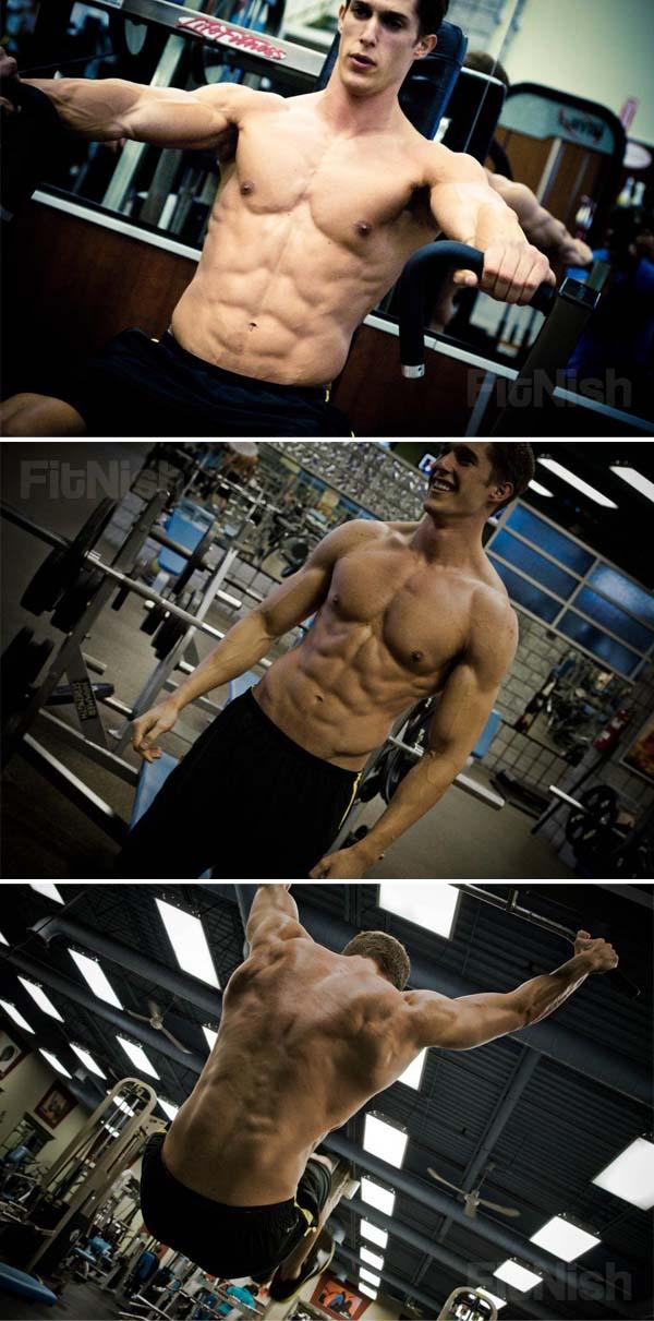 One On One With Wbff Fitness Model Matt Ferro Fitnish Com