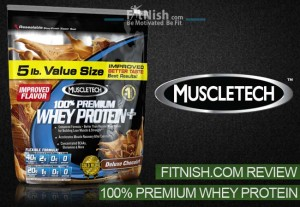 Review: Muscletech 100% Premium Whey Protein Plus