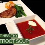 Heart Healthy Beetroot Soup Recipe