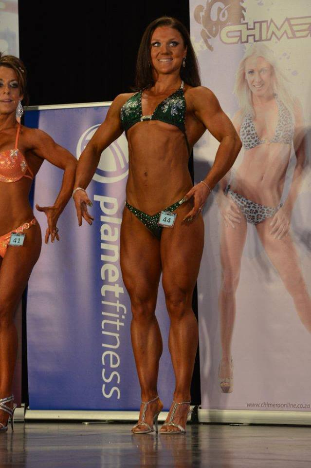 Body Fitness Under 163cm