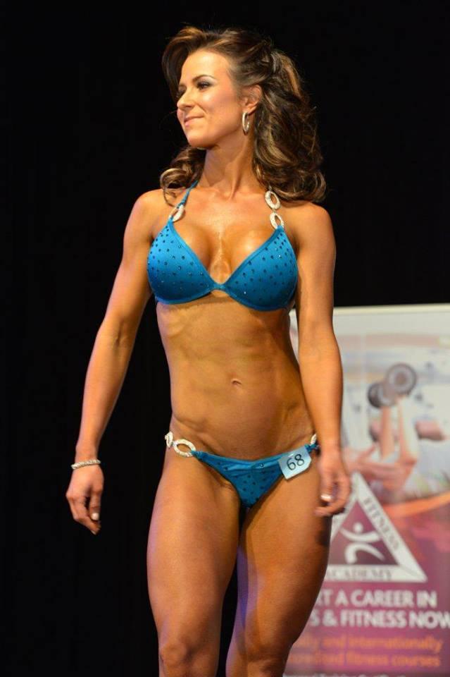 Fitness Bikini Under 163cm