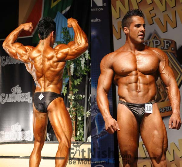One on One With Bodybuilding Champion and Gym Owner