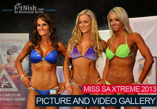 Miss SA Xtreme 2013, Picture and Video Gallery