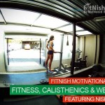 FitNish Motivational, Fitness, Calisthenics and Weights, Workout Video