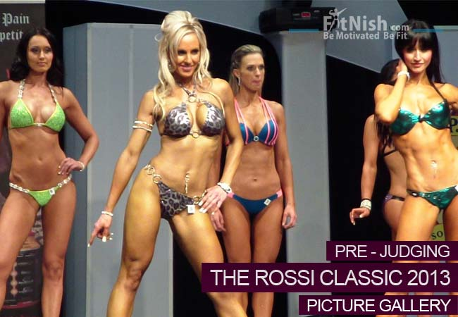 The Rossi Classic 2013, Pre Judging, Picture Gallery
