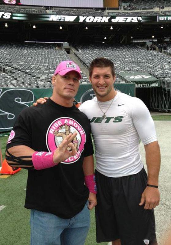 John Cena the Jets