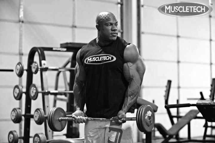 Phil heath arms