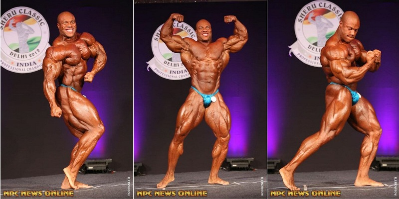 Phil Heath Sheru Classic