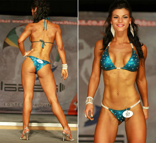One On One With Personal Trainer And Bikini Athlete