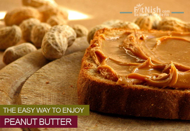 The Easy Way To Enjoy Peanut Butter