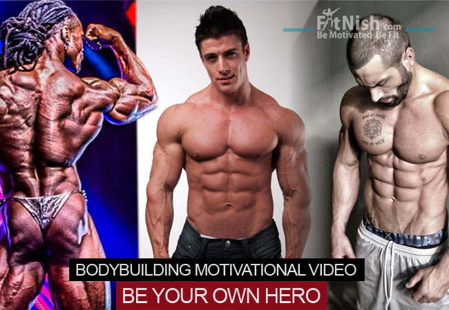 Be Your Own Hero. Be A Wolf | Bodybuilding Motivational Video | Lazar Angelov, Jaco De Bruyn, Ulisses Jr.