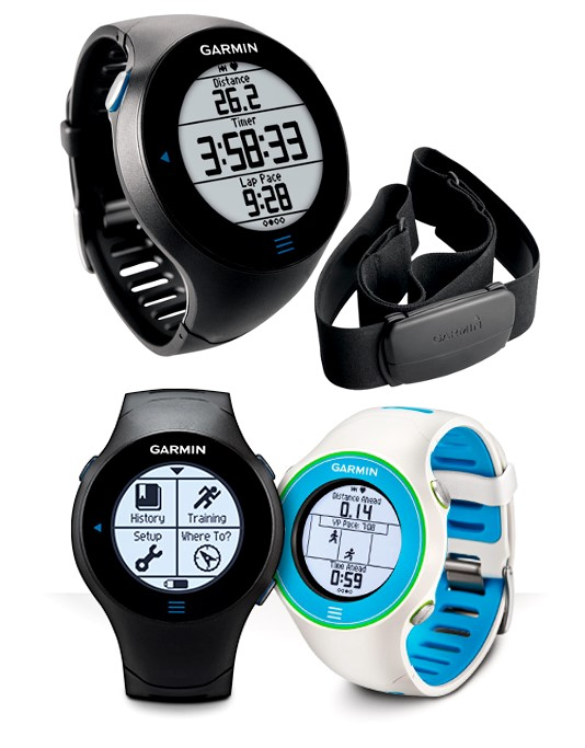 The Garmin Forerunner® 610 Sports Watch review