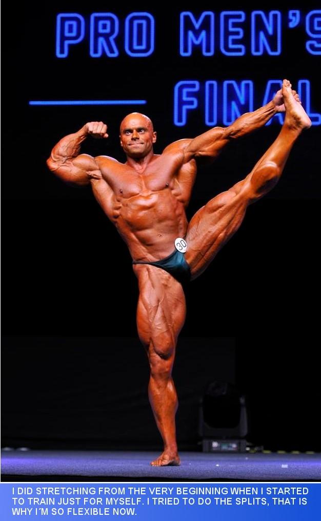 Czech muscle men