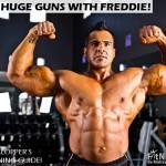 Build Huge Guns With Bodybuilder, Freddie Klopper's Arm Training Guide!