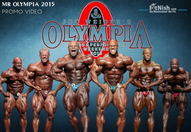 Mr Olympia 2015 Promo | Bodybuilding Motivation Video