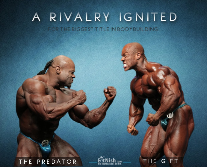 Kai Greene And Phil Heath Rivalry | Mr Olympia 2015 Lead Up