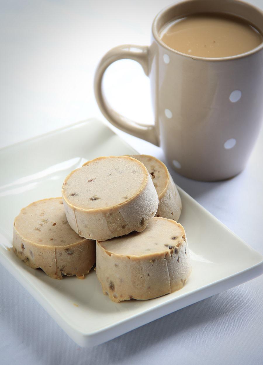 Peanut Butter And Chickpea Frozen Fudge Recipe