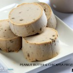 Peanut Butter And Chickpea Frozen Fudge Recipe