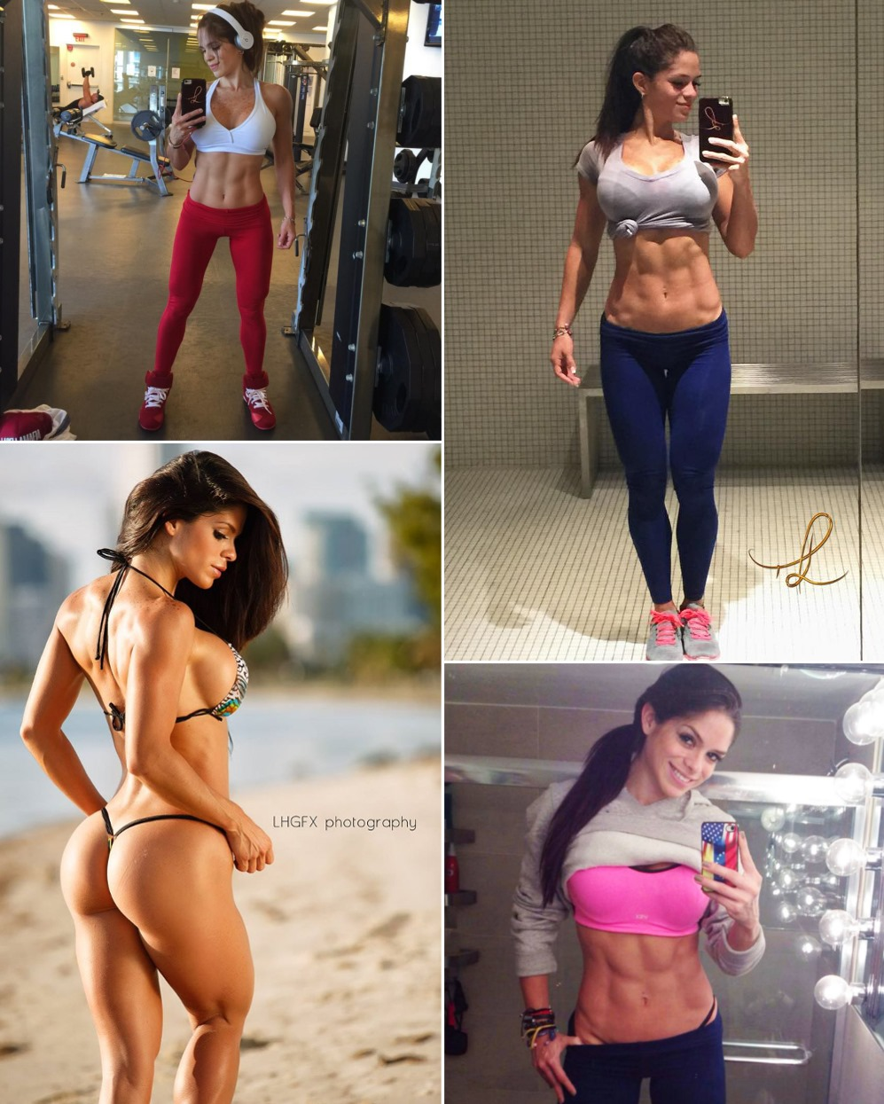 Michelle Lewin Motivation fitnish.com