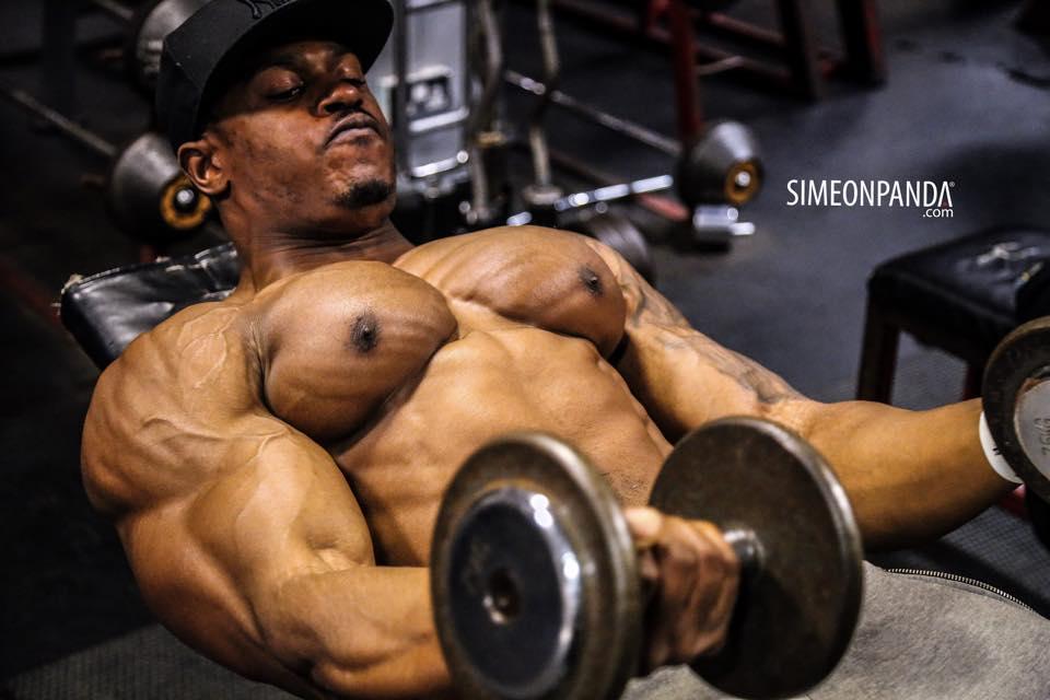Simeon Panda Motivation