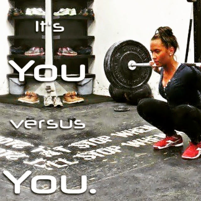 Its YOU vs YOU. @suzannesvanevik #suzannesvanevik ???? #fitgirls #love #behappy #bepositive  #spreadpositivity #noexcuses #begreat  #nevergiveup #work #workyourassoff  #motivation #BEMOTIVATED #gymmotivation #rippedphysique #quotes #quote #succeed #success  #fitness #bestrong #stopworrying #fitguys #tiger #tigerquote #fitness