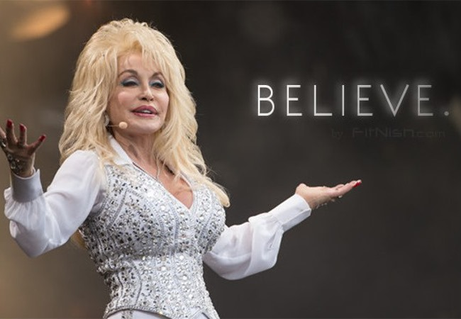 BELIEVE! | Female Motivational Video Featuring Dolly Parton & Oprah Winfrey