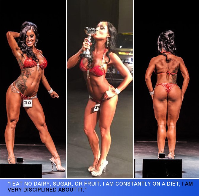 Fitnish.com interview With Air Force Dental Hygienist & Bikini Sport Competitor, Alysia Macedo