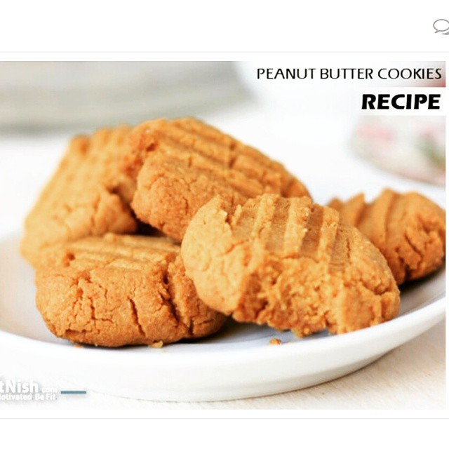 Tasty and healthy #peanutbuttercookies #recipe on fitnish.com ???? #peanutbutter #healthyrecipe #sweettreats #spreadpositivity #noexcuses #begreat  #nevergiveup #work #workyourassoff  #motivation #BEMOTIVATED #gymmotivation #rippedphysique #quotes #quote #succeed #success  #fitness #bestrong #stopworrying
