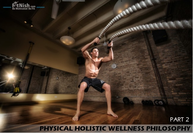 what is the relationship between wellness and physical fitness