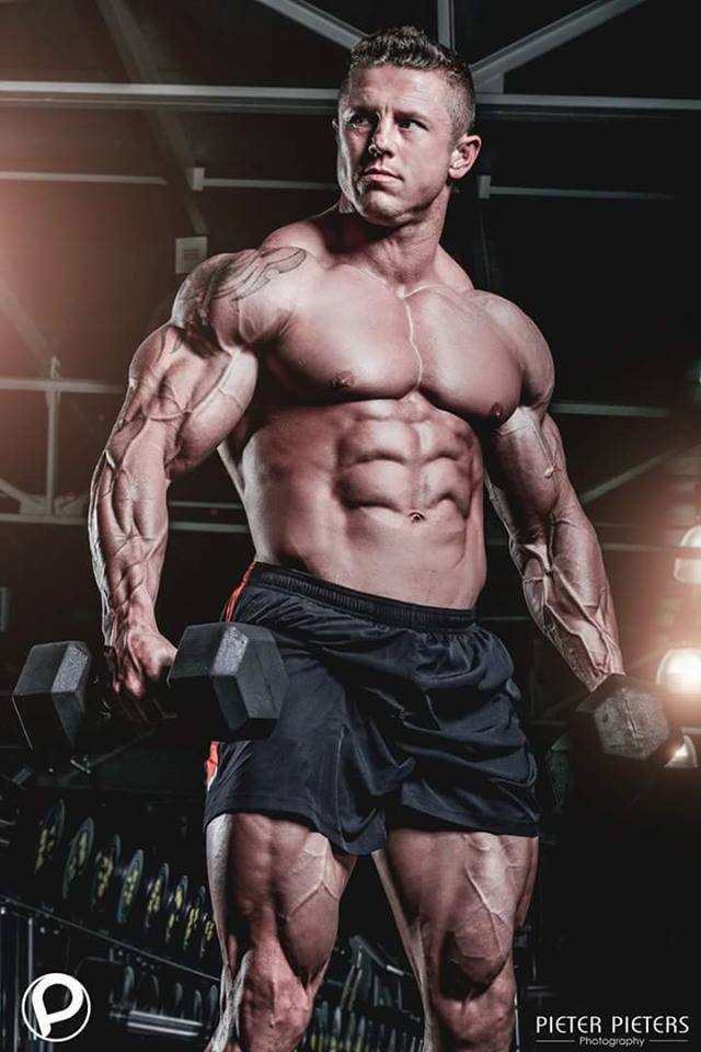 Fitnish.com interview With Rising Bodybuilder, Johnny Lucas