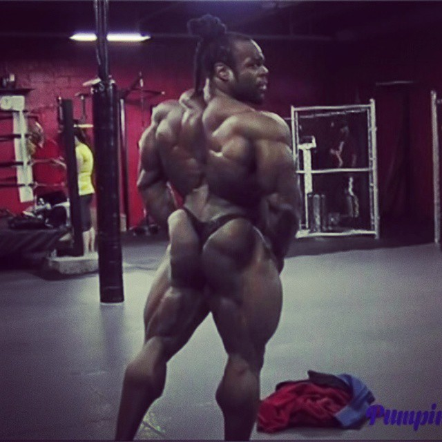The predator... #KaiGreene @officialkaigreene See what you want to become. ?? #rippedabs #fitguys #guysthattrain #guysthatsquat #shreddedabs #fitbody #begreat #mrolympia #bodybuilder #ifbb  #workhard #bodybuilding #nevergiveup #work #workyourassoff #motivation #BEMOTIVATED #gymmotivation #rippedphysique #quotes #quote #succeed #success #fitness #bestrong