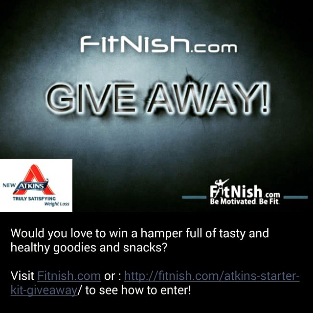 We are giving away an atkins hamper with some cool nutritious chocolate bars and drinks, so if that interests you, head over to the site to see how you can win! ?? #freestuff #giveaway #atkins ? #love #behappy #bepositive  #spreadpositivity #noexcuses #begreat  #nevergiveup #work #workyourassoff  #motivation #BEMOTIVATED #gymmotivation #rippedphysique  #succeed #success  #fitness #bestrong  Note this is open to people within South Africa only for now☺