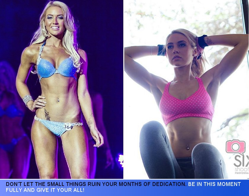 Fitnish.com Interview With Miss BodyBeautiful Turned Powerlifter, Roxy Firmani [2015]
