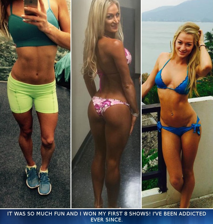 Interview with WBFF Pro And Bikini Champ, Michelle Van Rooyen