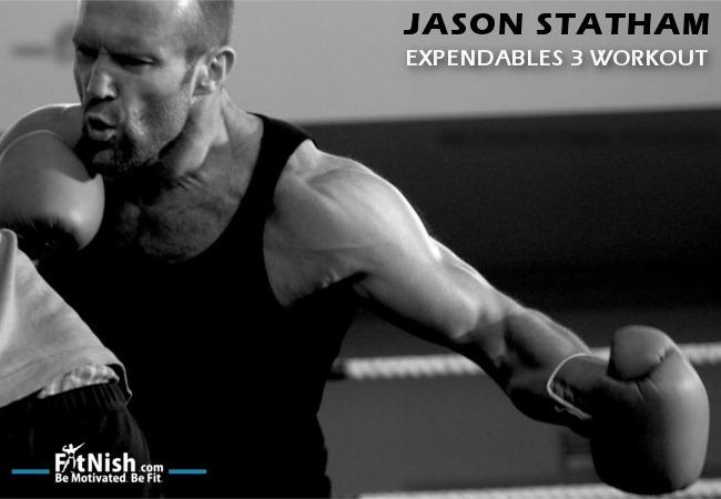 Workout Like Jason Statham!