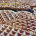 High Protein, Healthy Banana & Egg Waffles Recipe