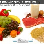 Lose Fat With The Novice (Healthy) Nutrition 101 E Book Download!