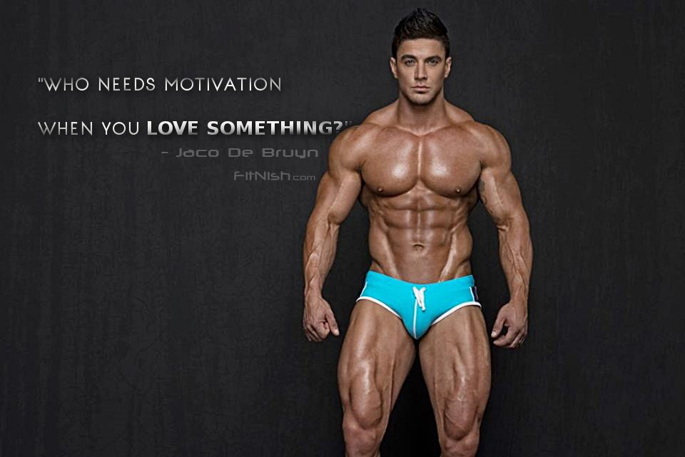 South Africa's Jaco De Bruyn! Motivation | Posters & Quotes