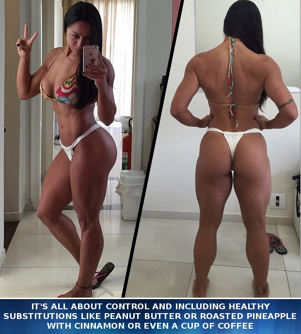 IFBB Brazilian Athlete And Architect, Marcelle Cypriano Nunes | Training Tips & Clips