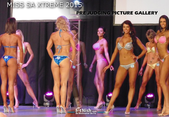 Miss SA Xtreme 2015 | Pre Judging Picture Gallery