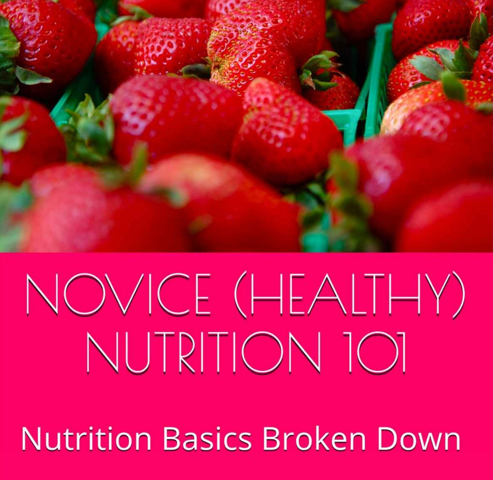 novice nutrition fitnish.com