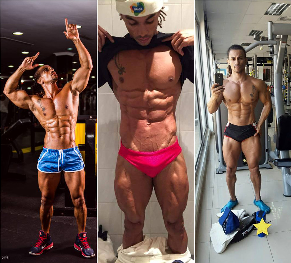 Interview With WBFF Athlete & Capoeira teacher, Castro Barreira José- Cazé
