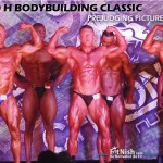 H And H Bodybuilding Classic Show 2015 | Pre Judging Pictures
