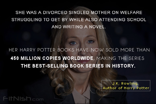 jkrowling facts story
